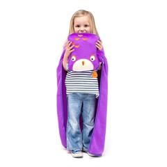 детский дорожный набор SnooziHedz фиолетовый