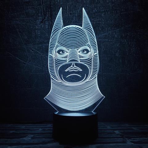 Ночник Бэтмен 2