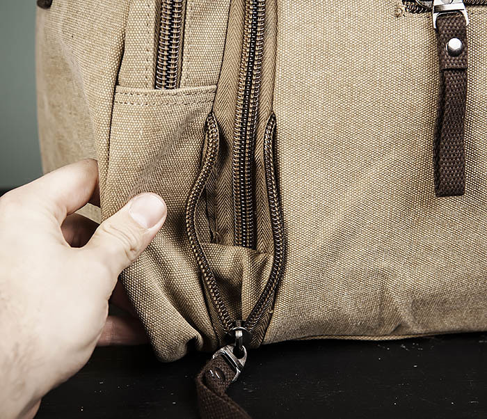 BAG477-2 Легкая и вместительная сумка для путешествий фото 07