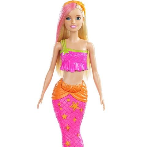 Барби Дом Мечты Сирена с Дельфином– купить в интернет ...