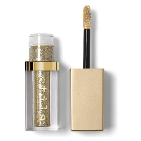 Жидкие тени Magnificent Metals Glitter & Glow  Gold Godess