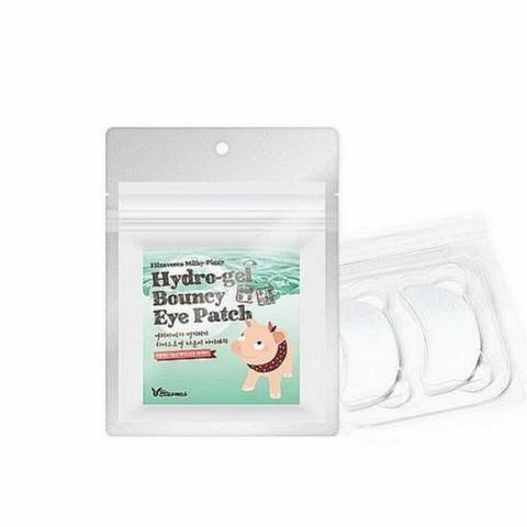 Патчи Elizavecca Milky Piggy Hydro Gel Bouncy Eye Patch (20 шт)