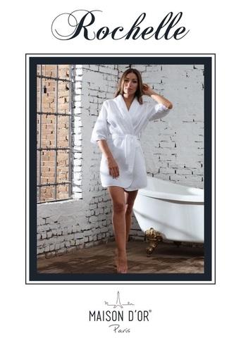 ROCHELLA - РОКЕЛЛА женский вафельный халат Maison Dor Турция