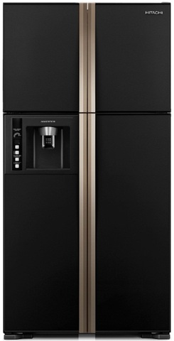 Холодильник side-by-side Hitachi R-W 722 FPU1Х GBK
