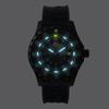 Часы TROOPER CARBON, модель H3.3302.777.2.3 H3TACTICAL (в подарочной упаковке)