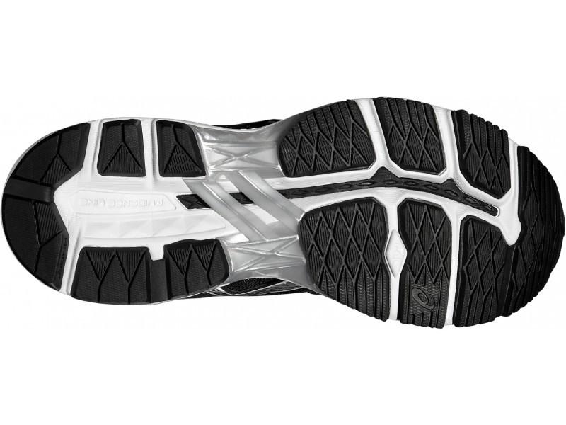 Мягкие беговые кроссовки для женщин Asics GT-2000 4 черные