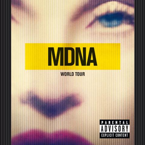 Madonna / MDNA World Tour (RU)(2CD)