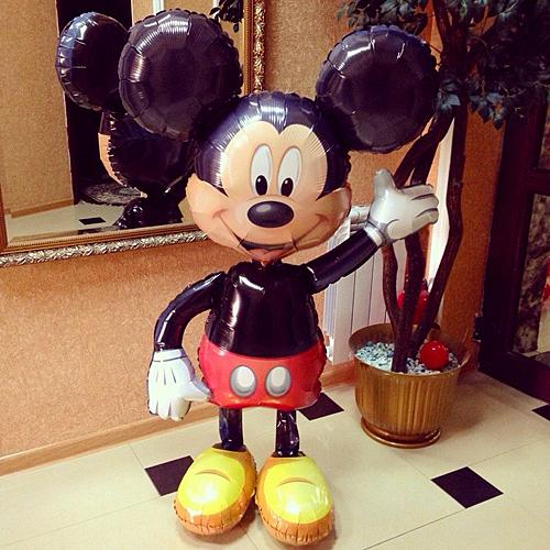 Ходячие фольгированные шарики Ходячий шар Микки Маус 3-ec3252ce26540f8055dbe35a9d6ce3a5.jpg