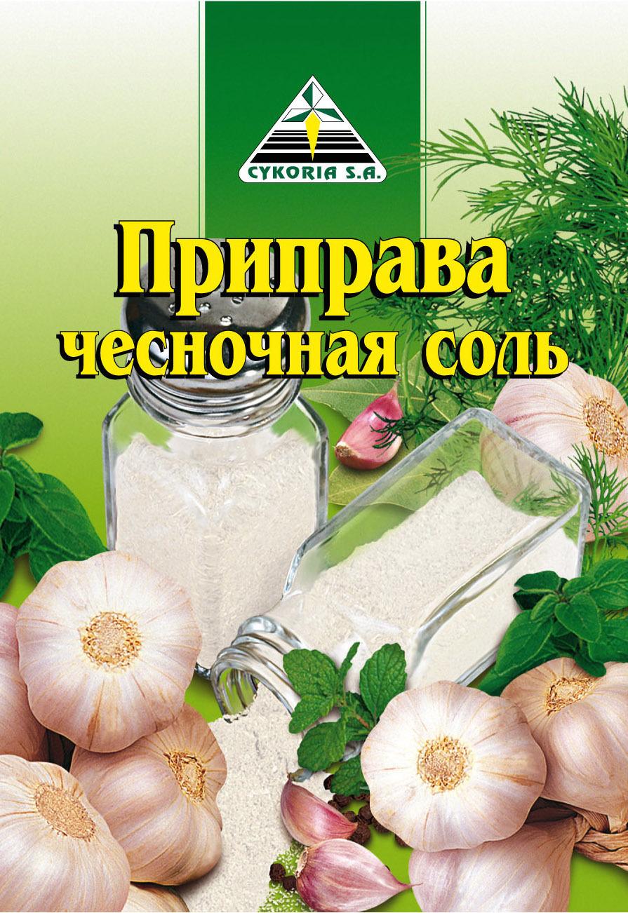 Приправа чесночная соль, 40 гр.