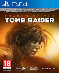 PS4 Shadow of the Tomb Raider. Издание Croft (русская версия)
