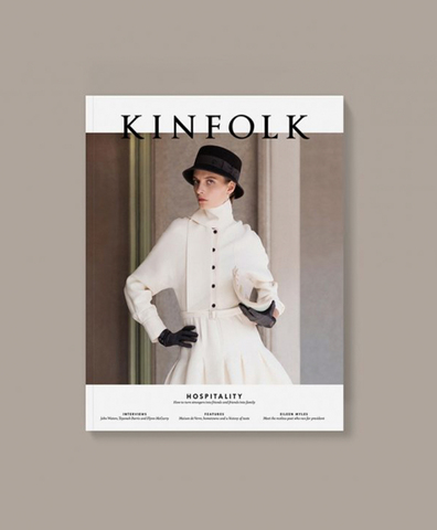 Журнал Kinfolk vol.30 английский Issue