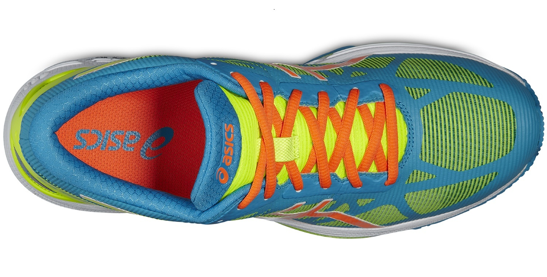 Мужские беговые кроссовки Asics Gel-DS Trainer 20 (T528N 0730) синие фото