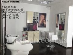 Мойка парикмахерская Techno