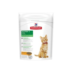 Hill's Science Plan Healthy Development сухой корм для котят с курицей
