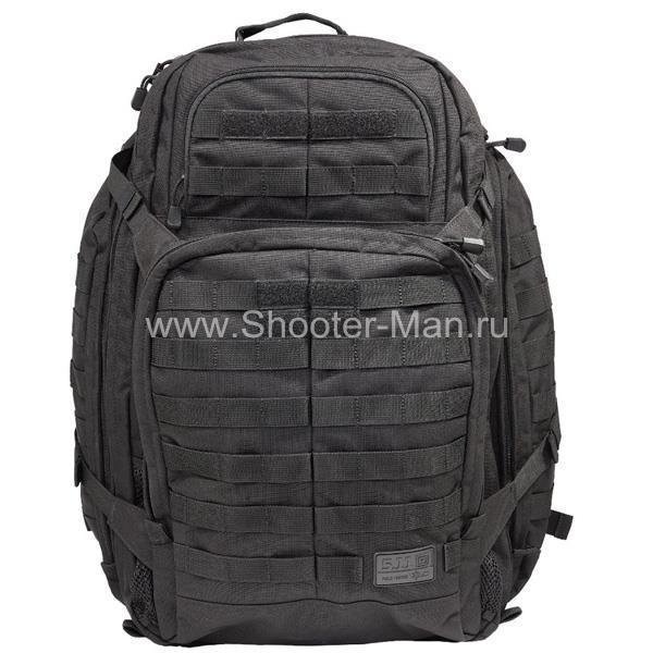 Тактический рюкзак 5.11 RUSH 72  BACKPACK, цвет BLACK фото