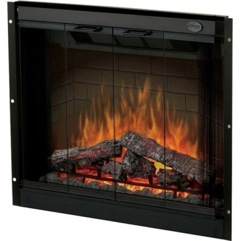 Электрокамин Dimplex широкий очаг Optiflame Multifire DF3220-EU