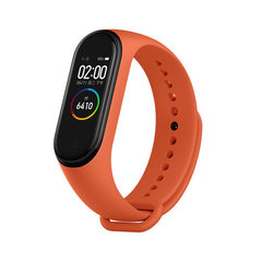 Браслет Xiaomi Mi Band 4 Heat Orange (XMSH07HM), оранжевый
