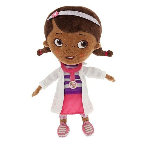 Кукла Доктор Плюшева (Doc McStuffins) Мягкая 31 см - Доктор Плюшева, Disney