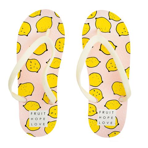 Шлепанцы Fruit Lemon 36-37