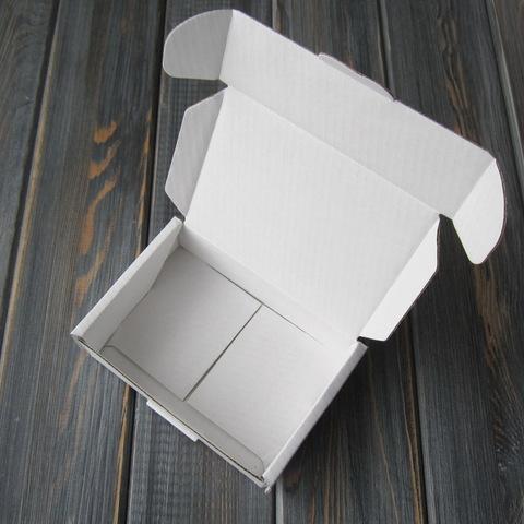 Коробка мгк С ЗАМОЧКОМ (100*75*30мм)