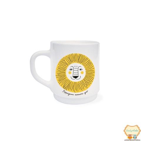 Чашка маленька Левеня