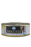 Farmina Matisse Cat Mousse Sardine Консервы для кошек Мусс с Сардинами 12х85 гр.