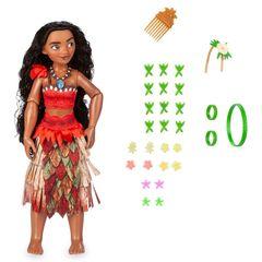 Кукла Моана с набором Прически - Moana, Disney