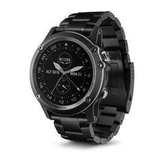 Умные авиационные часы Garmin D2 Bravo 010-01338-35 (титан)