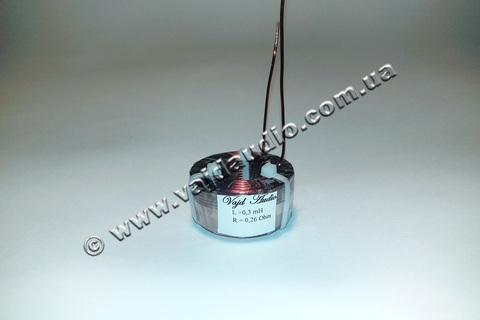 Катушка индуктивности Vajd Audio 0.3 mH * 0.26 Оhm* 1 mm