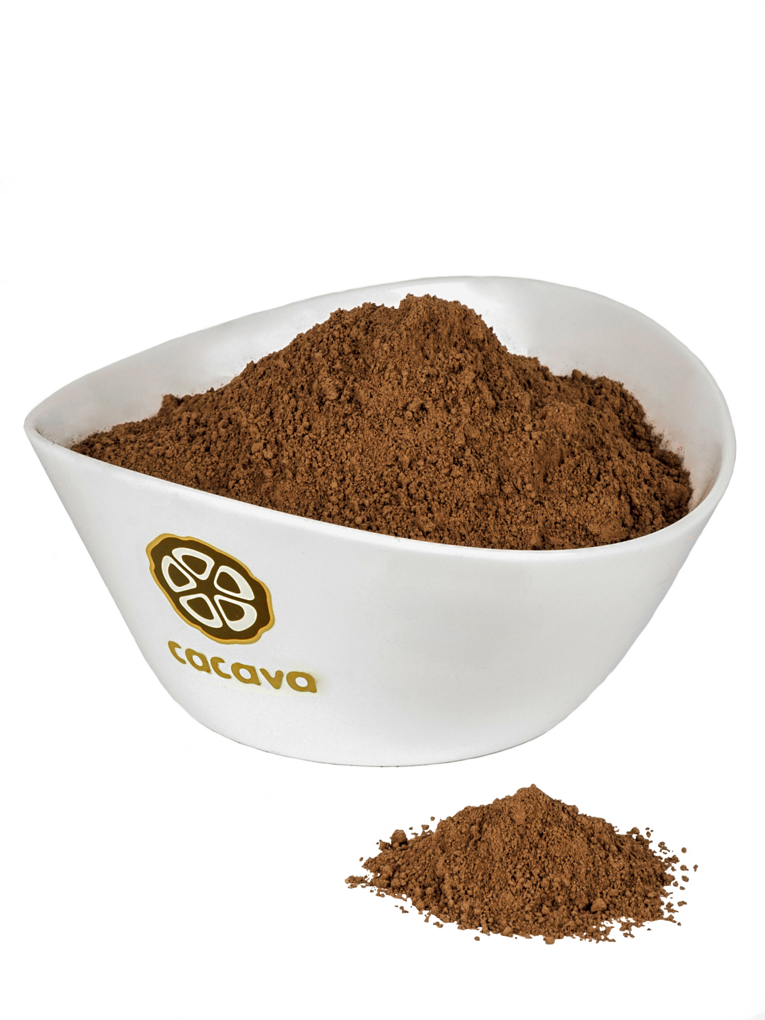 Какао-порошок Традиционный (Эквадор), внешний вид