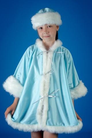 Новогодний костюм Снегурочки 2