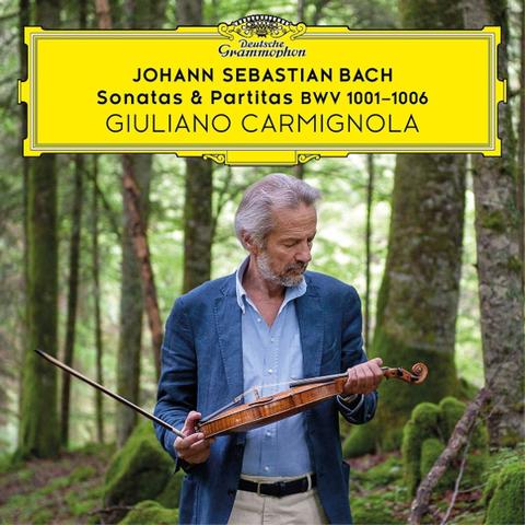 Giuliano Carmignola / Bach: Sonatas & Partitas (2CD)