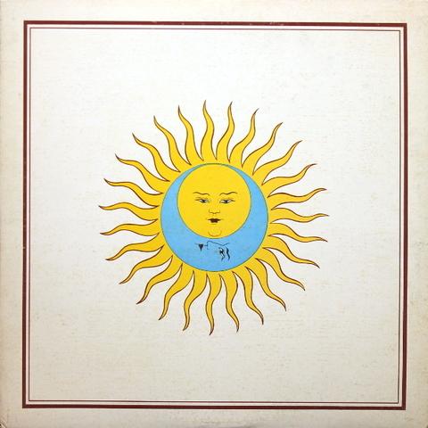 King Crimson / Larks' Tongues In Aspic (LP)