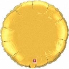 F 18 Круг Золото