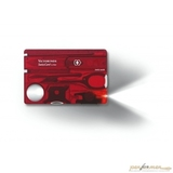 Швейцарская карта Victorinox SwissCard Lite 0.7300.T