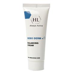 Holy Land Sebo Derm + Ω Balansing Cream  - Крем