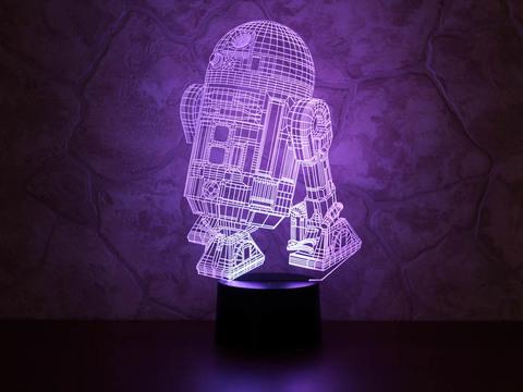 Art-Lamps R2-D2