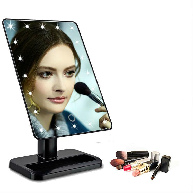 Женские штучки Косметическое зеркало с подсветкой Large Led Mirror 0832804d7573f3e9dd425ad89084f93e.jpg