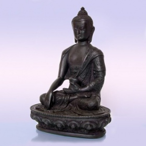 Будда Медицины Исцеляющее божество