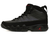 Кроссовки Мужские Nike Air Jordan IX   Retro Black