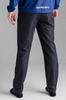Беговой костюм с капюшоном Nordski Run Navy-Blue мужской с прямыми брюками