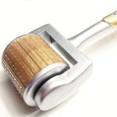 Мезороллер ZGTS с позолоченными иглами из титанового сплава