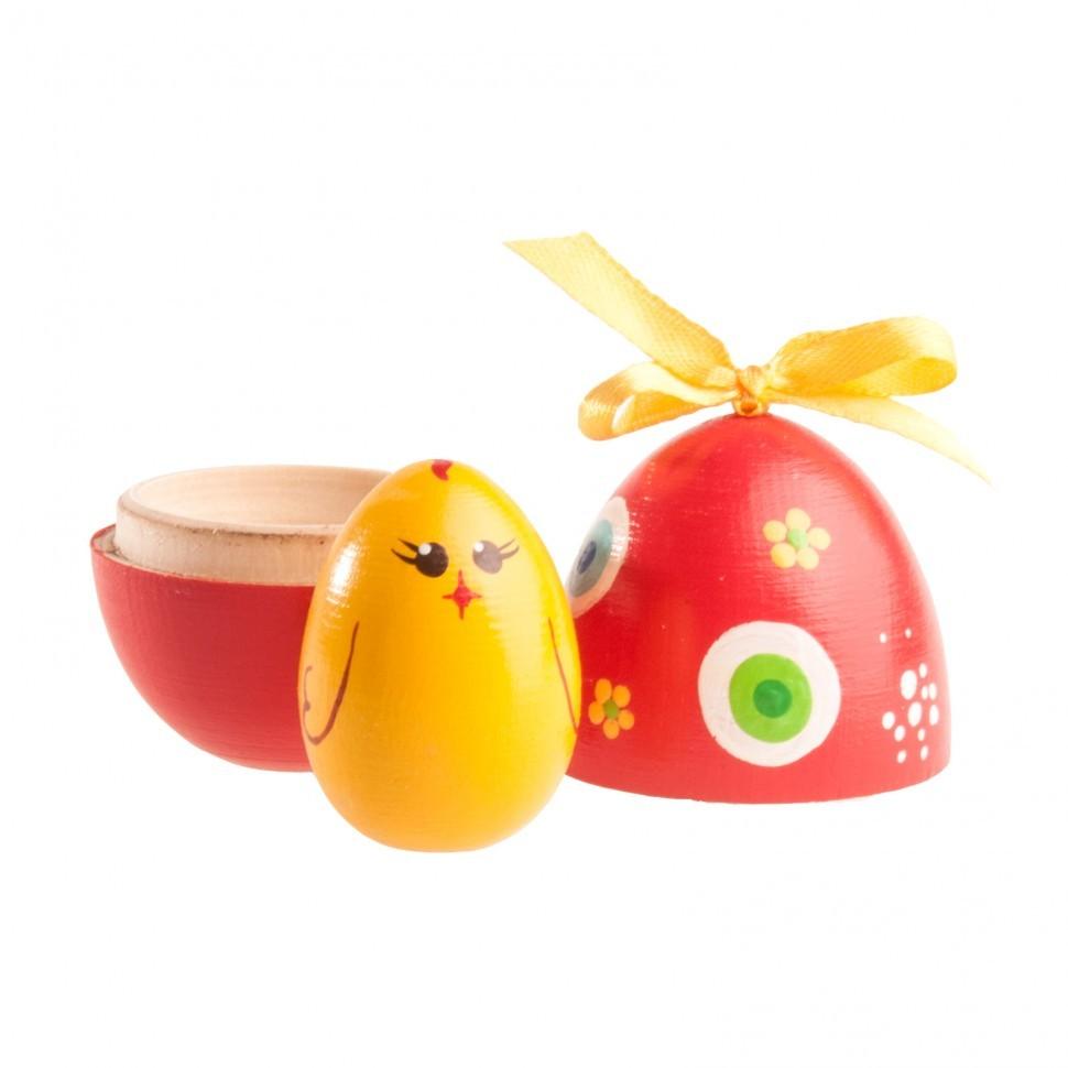 Яйцо с цыпленком подарок на день рождения V0318 - купить ...
