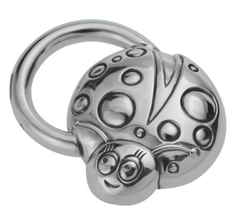 Серебряная погремушка