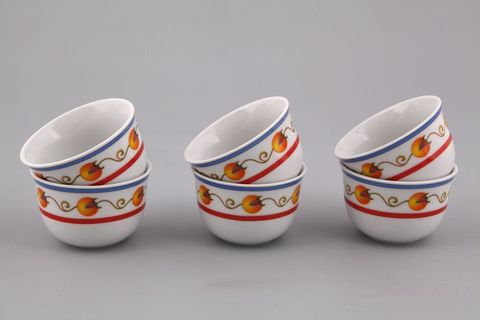 Набор чашек арабских 0,10 л 6 штук Сабина Leander