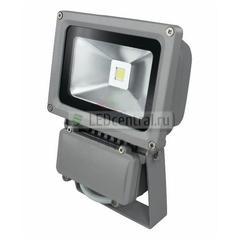 Прожектор уличный LED, Cold White, 15W, AC85-220V/50-60Hz, 1200 Lm, IP65. LUX