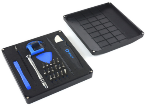 Фирменный набор iFixit - Essential Electronics Toolkit