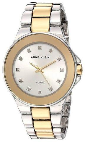 Купить Женские наручные часы Anne Klein 2755SVTT по доступной цене