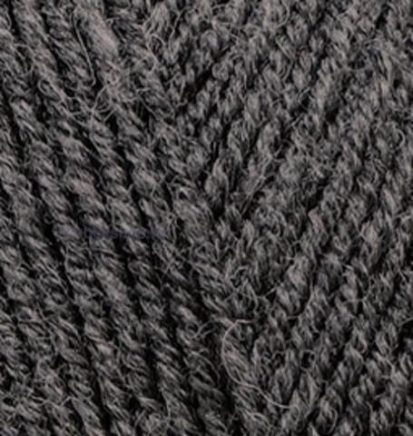 Пряжа Superlana TIG Alize 196 Темно-серый меланж - купить в интернет-магазине недорого klubokshop.ru
