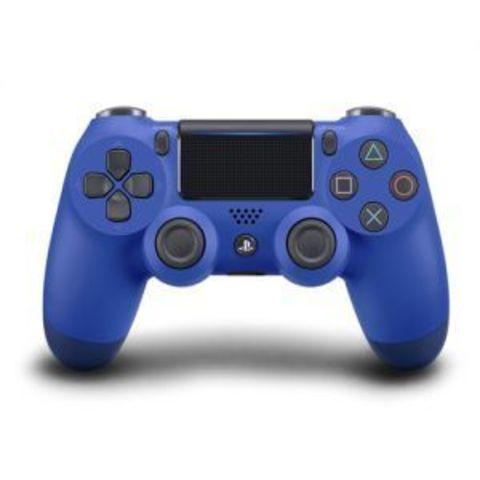 PS4 Беспроводной контроллер DualShock 4 (синий, CUH-ZCT2E: SCEE)